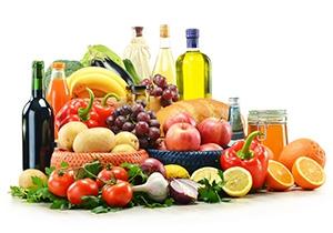 Продукты питания и напитки